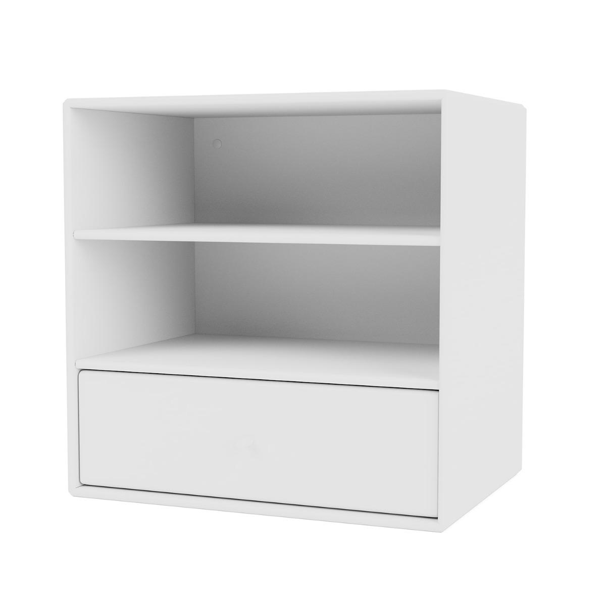 Montana Modul Mini med 1 låda New White