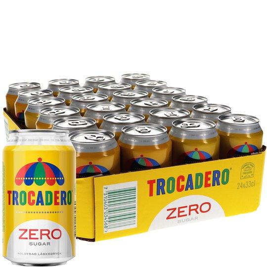 Trocadero Zero Sugar 24-pack - 45% rabatt