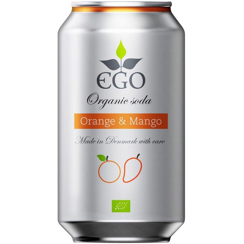 Virvoitusjuoma Appelsiini & Mango - 42% alennus