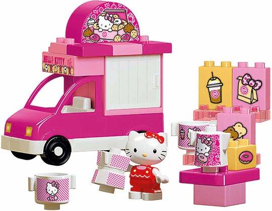 Hello Kitty Isbil Lekesett