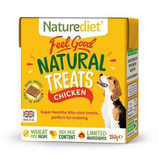 Naturediet Treat Kyckling 150 g