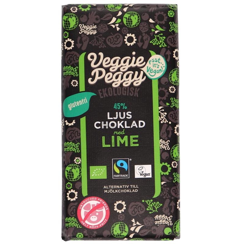 Eko Choklad Lime Vegan - 34% rabatt