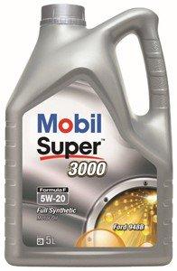 Mobil Super 3000 Formula F 5W-20, Universal