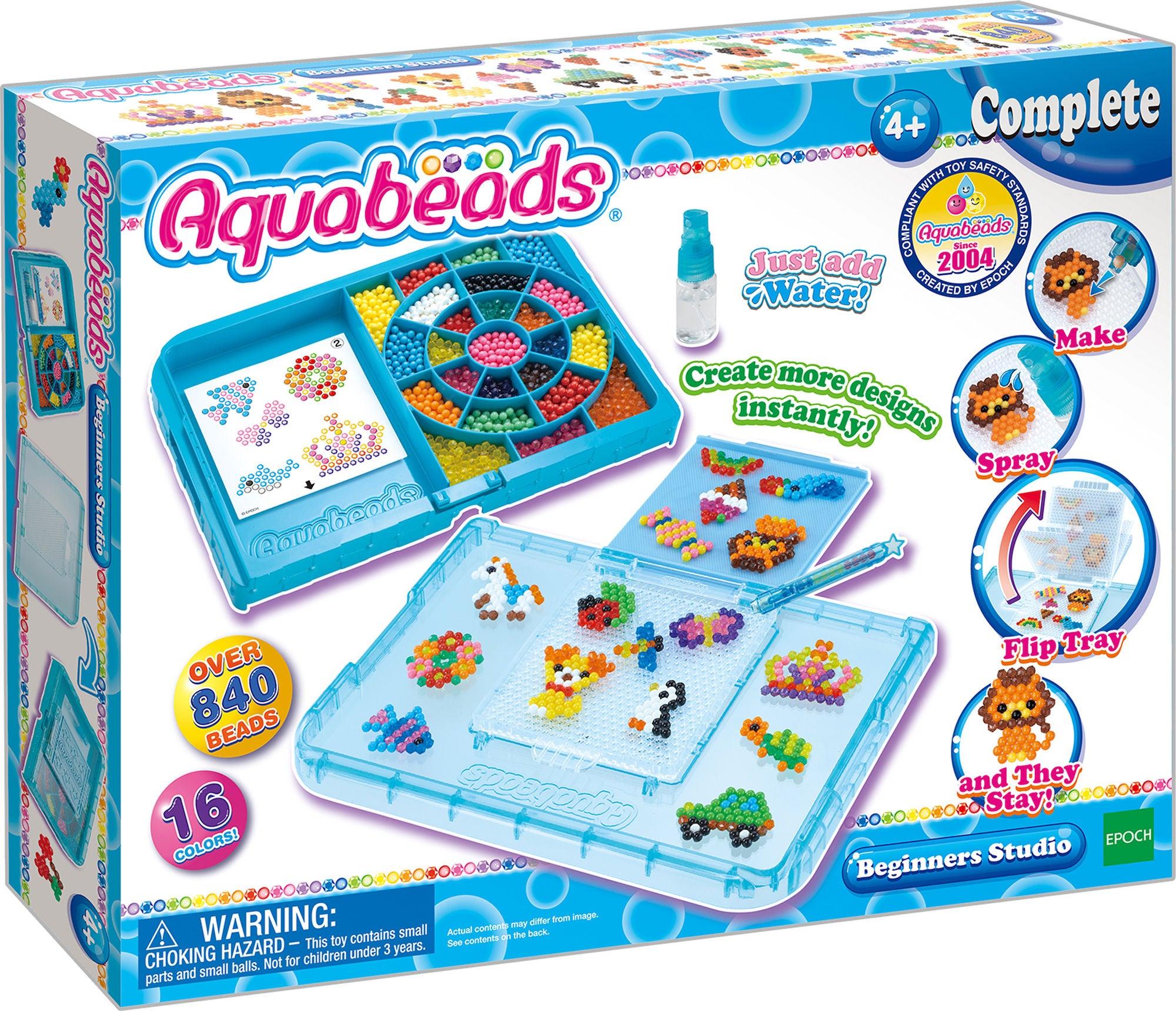 AquaBeads Askarteluhelmet Aloituspakkaus