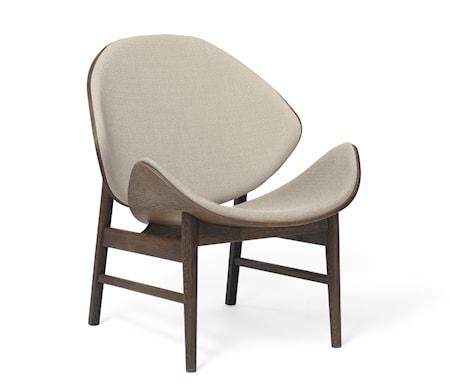 The Orange Lounge Chair Grey Smoked Ek