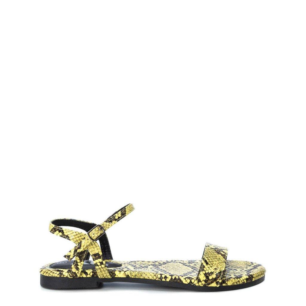Xti Women's Sandals Yellow 49579 - yellow 35 EU