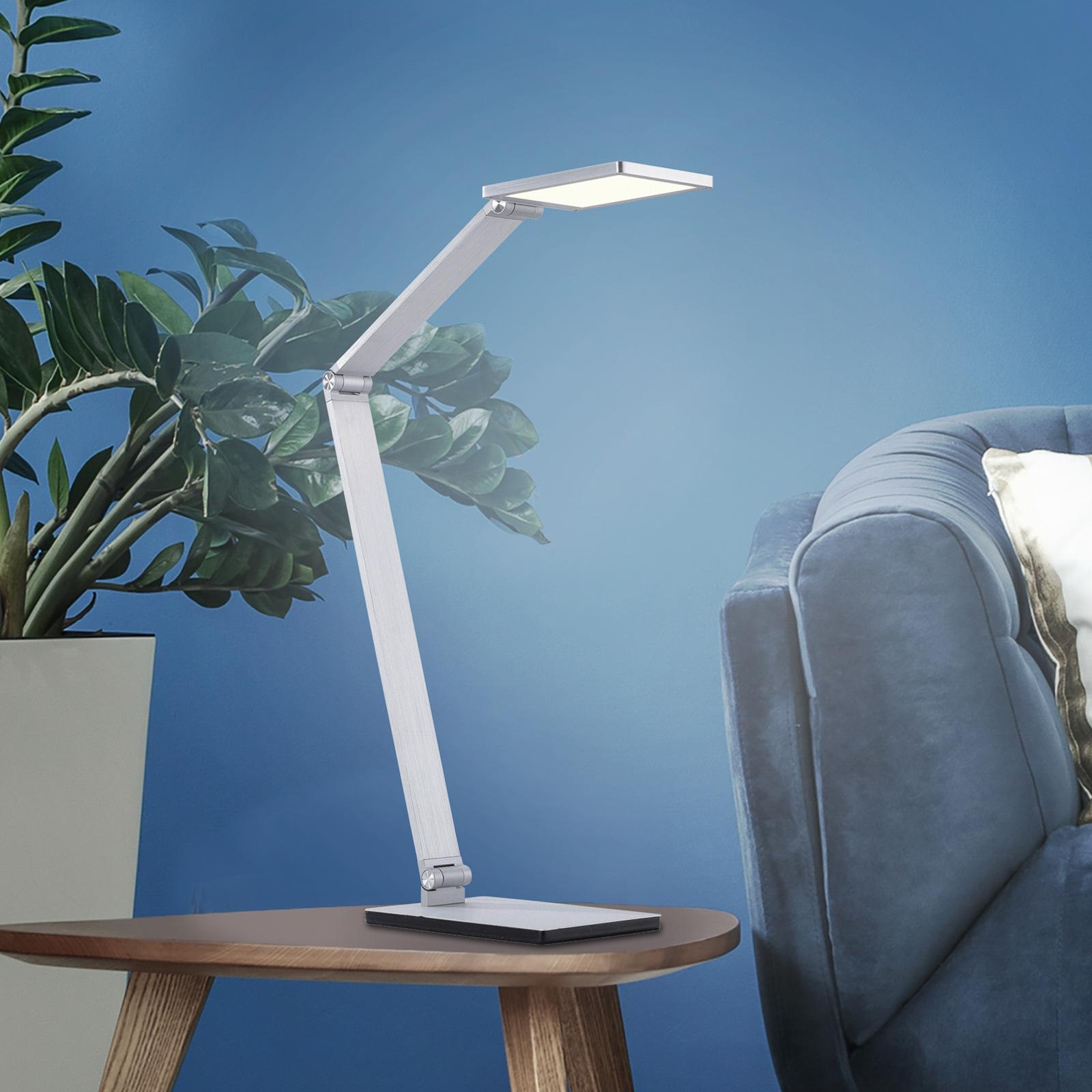 Paul Neuhaus Q-HANNES -LED-pöytälamppu