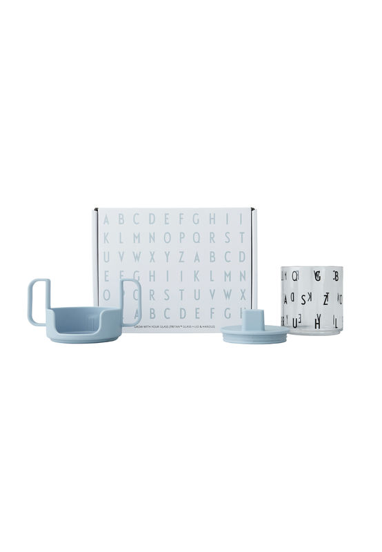 Design Letters - Grow With Your Cup Tritan Prepacked Gift Box - Light Blue (20103008LIGHTBLUE)