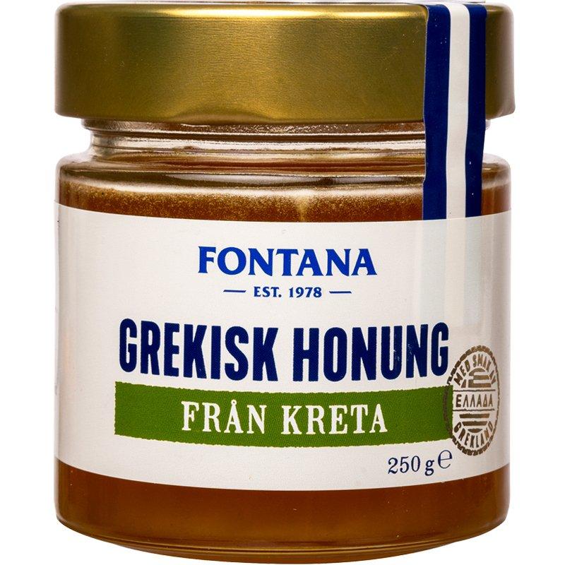 Grekisk Honung från Kreta Timjan - 25% rabatt