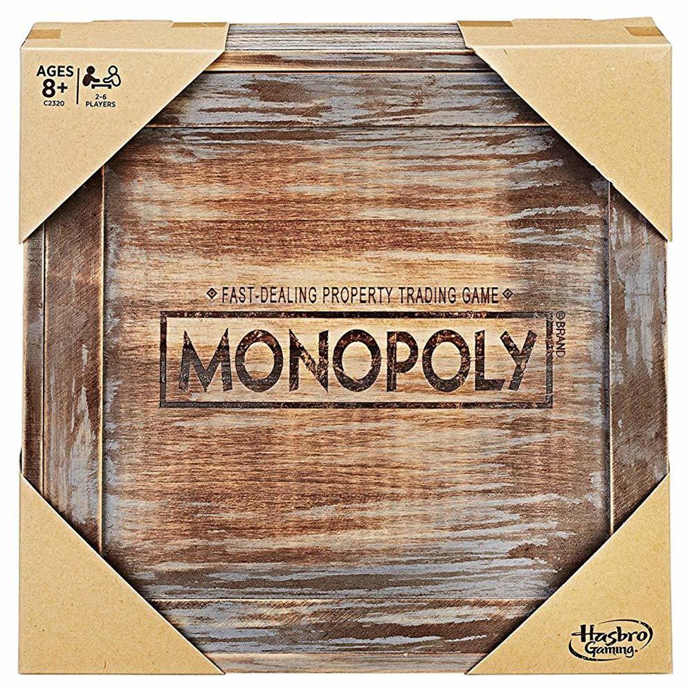 Monopoly - Rustic Series (English) (HAS3187)