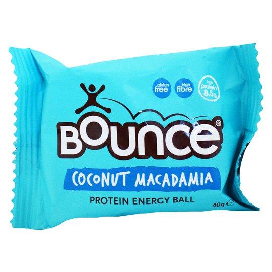 "Energiapallo ""Coconut Macadamia"" 42g - 22% alennus"
