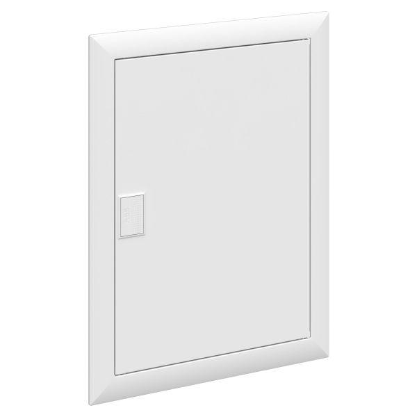 ABB UK600 2CPX031082R9999 Ovi valkoinen 2-rivinen