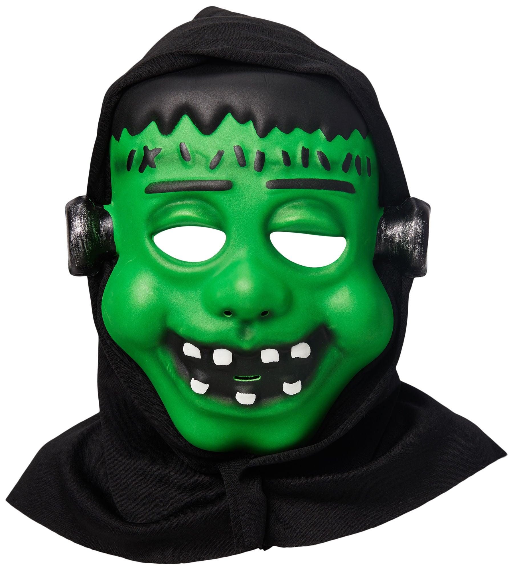 Hupullinen Naamari Frankenstein