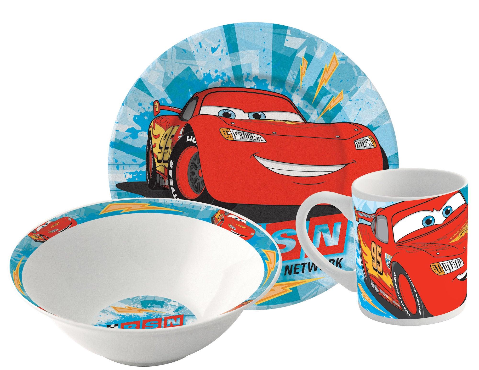 Disney Cars Matset i Keramik