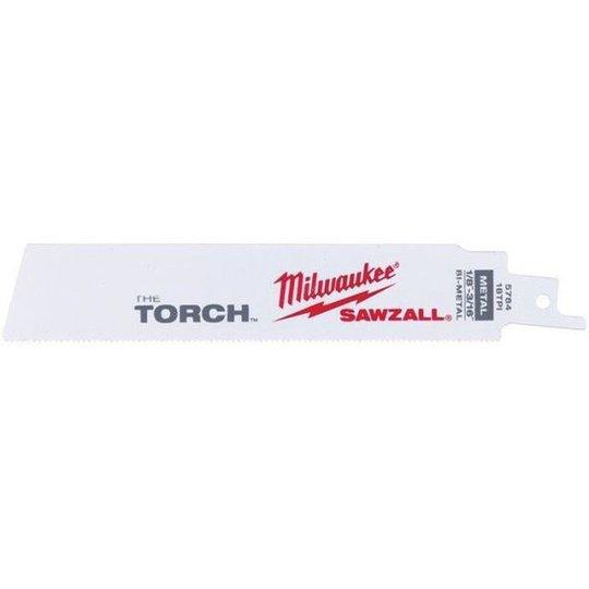 Milwaukee 48005784 Puukkosahanterä 5 kpl:n pakkaus