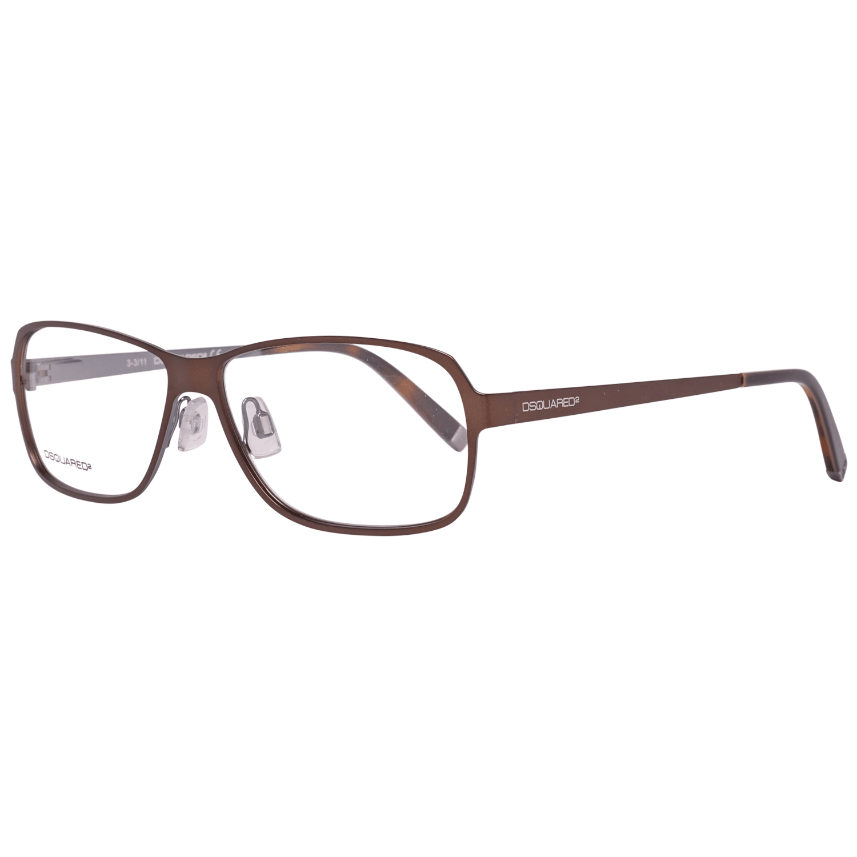 Dsquared² Men's Optical Frames Eyewear Brown DQ5057 56049