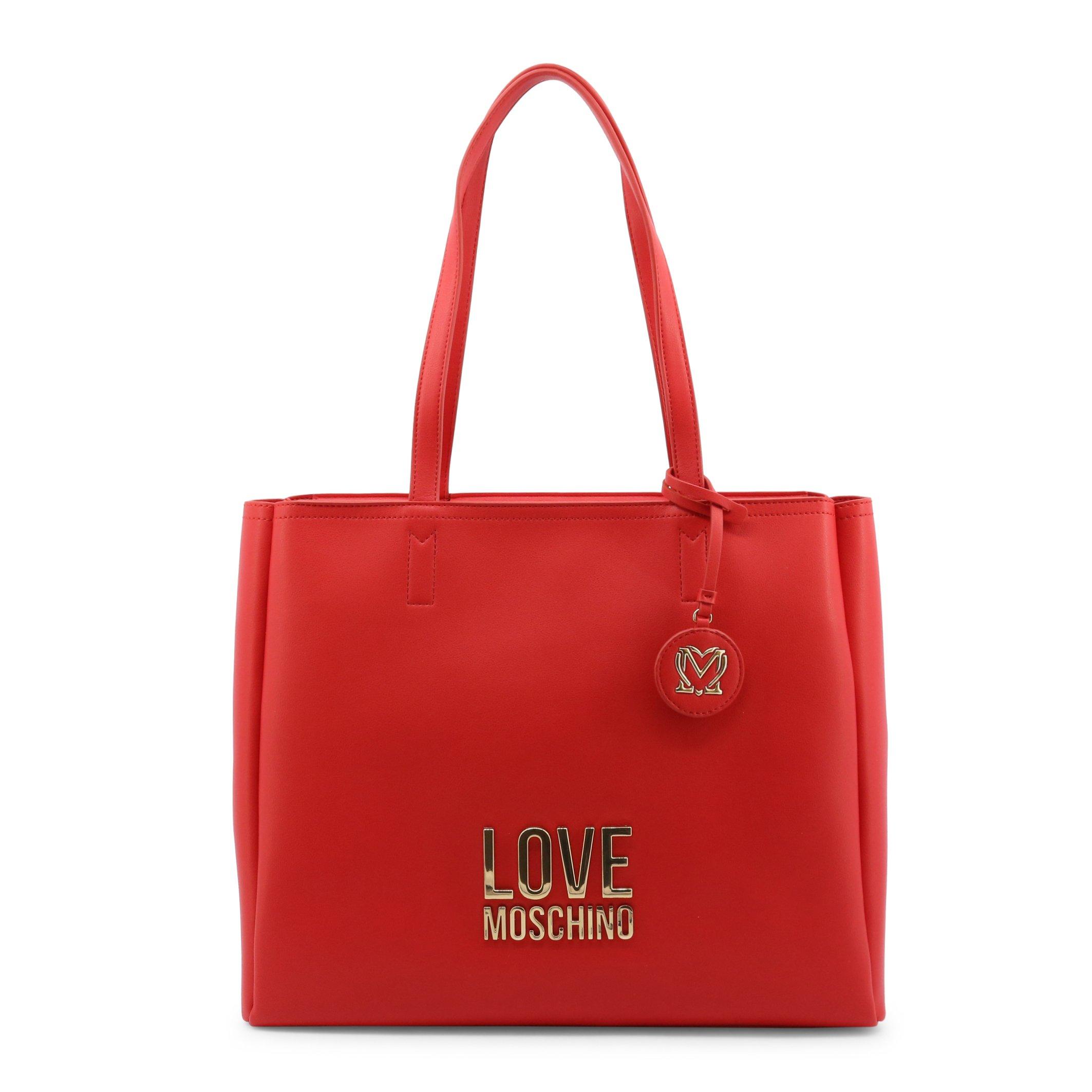 Love Moschino Women's Shopping Bag Various Colours JC4100PP1DLJ0 - red NOSIZE
