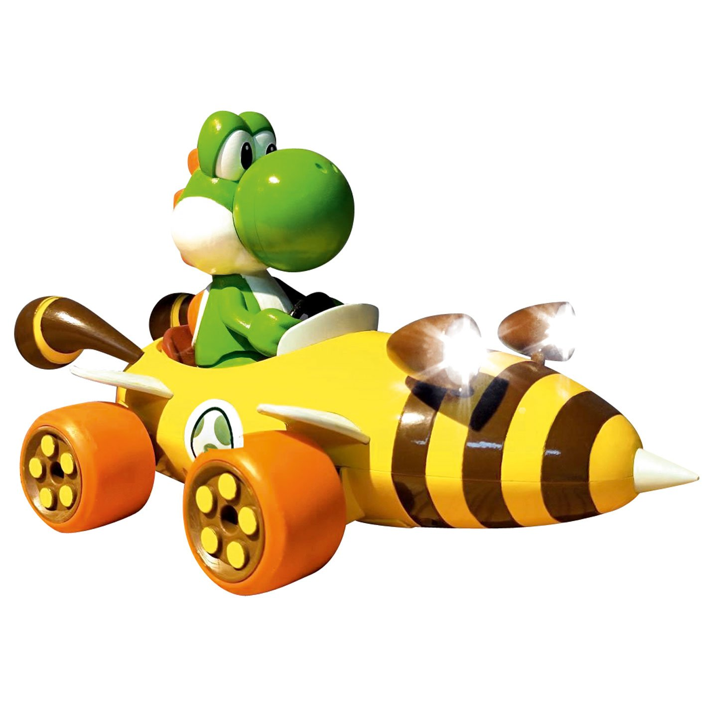 Carrera - Nintendo RC Car - Mario Kart Bumble V - Yoshi (370181065)