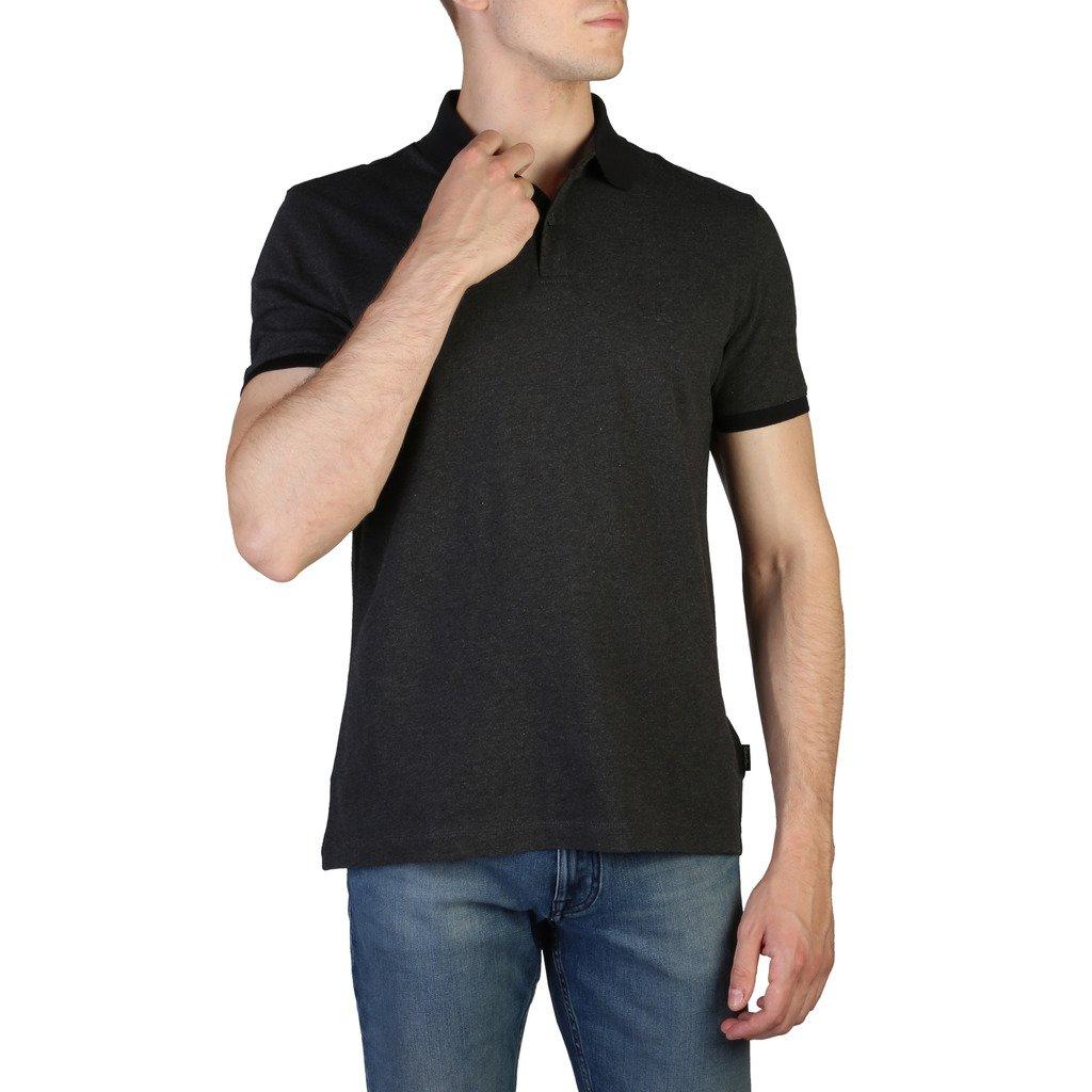 Calvin Klein Men's Polo Shirt Grey K10K101461 - grey S