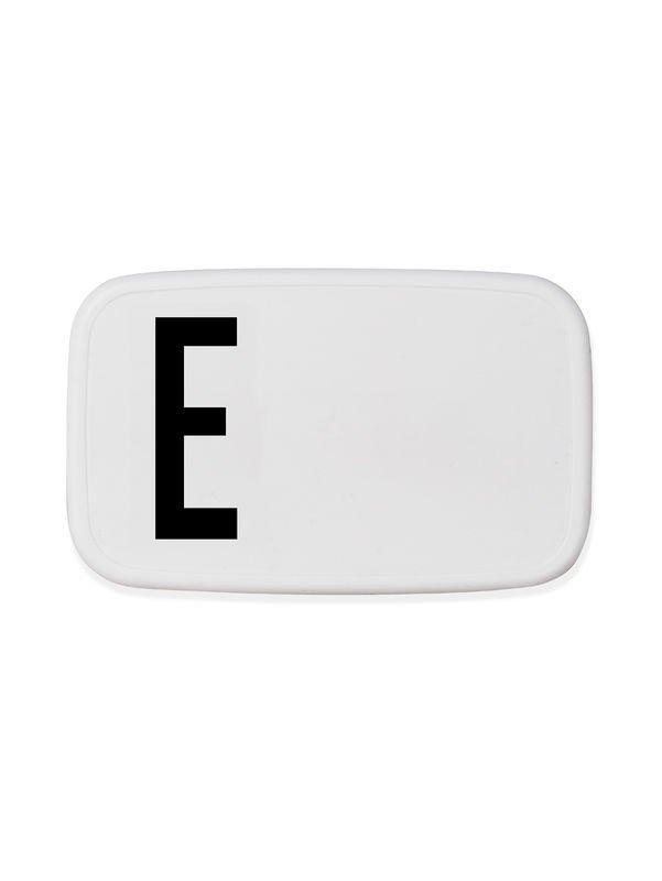 Design Letters - Personal Lunch Box - E (20203000E)