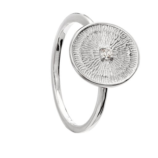RING 925 SILVER, 17.0