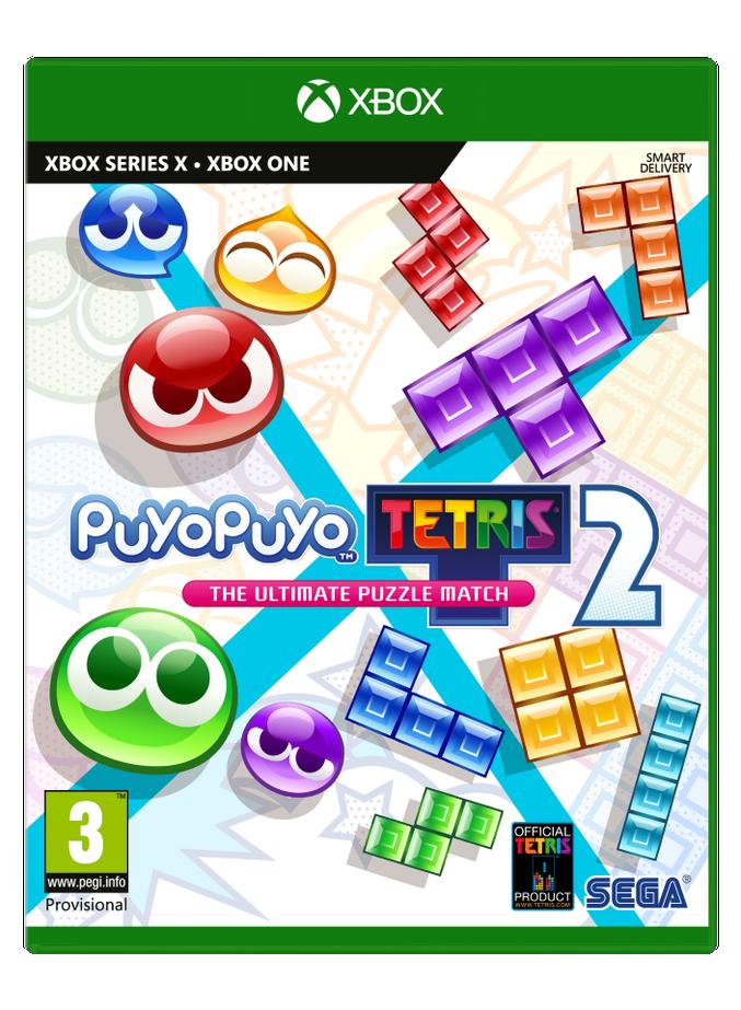 Puyo Puyo Tetris 2 (Launch Edition) Includes Xbox Series X
