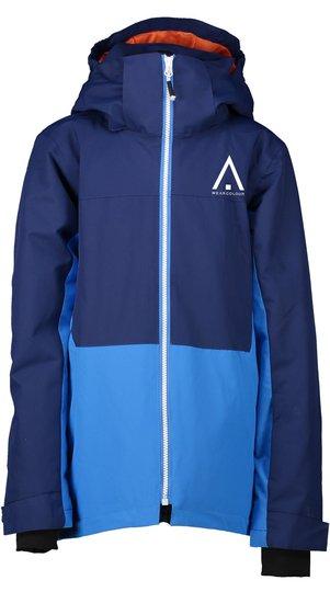 Wearcolour Split Skijakke, Midnight Blue 120