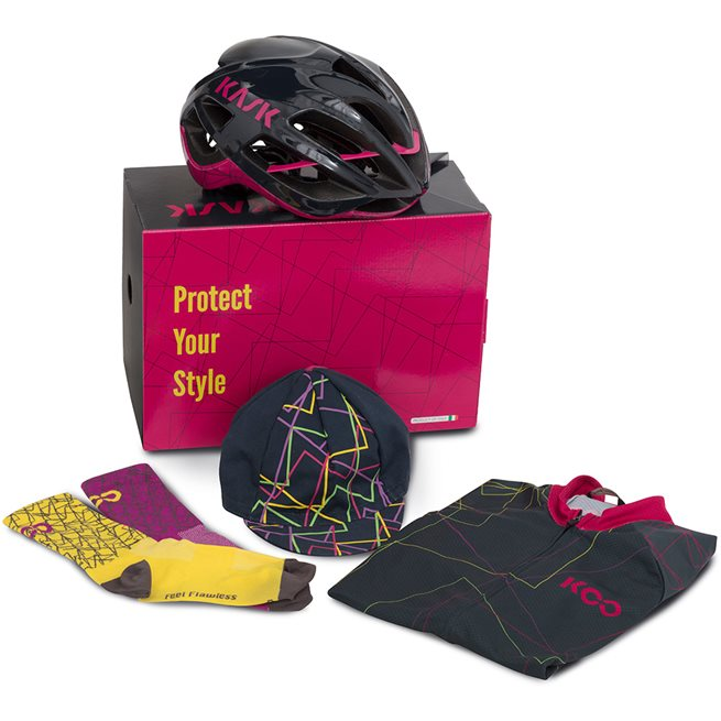 Kask Protect Your Style, Kit, Cykelhjälm