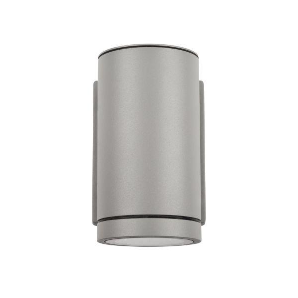 Hide-a-Lite Milo I Veggarmatur grå, 3000 K, 400 lm, 45°