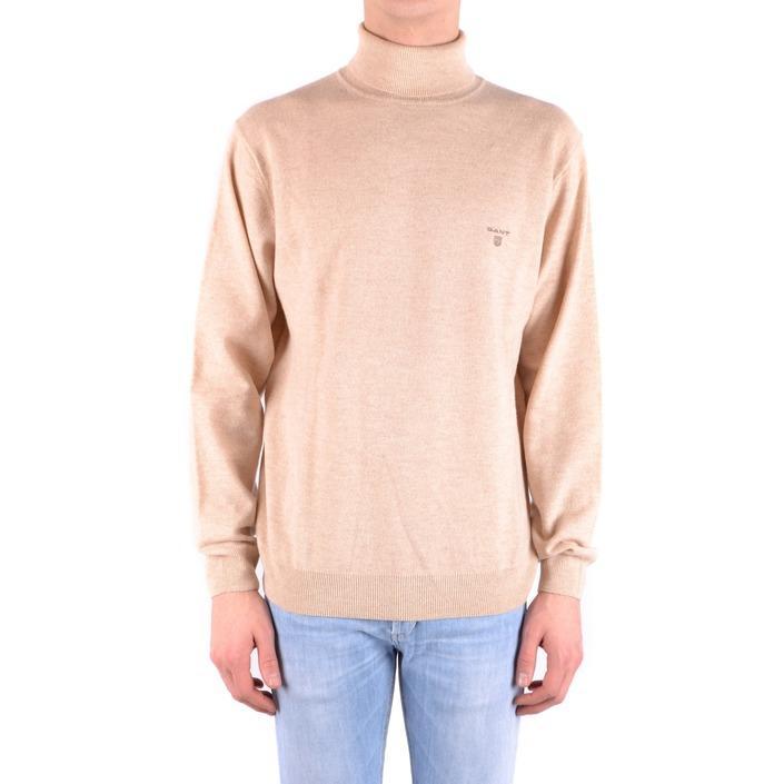 Gant Men's Sweater Beige - beige L