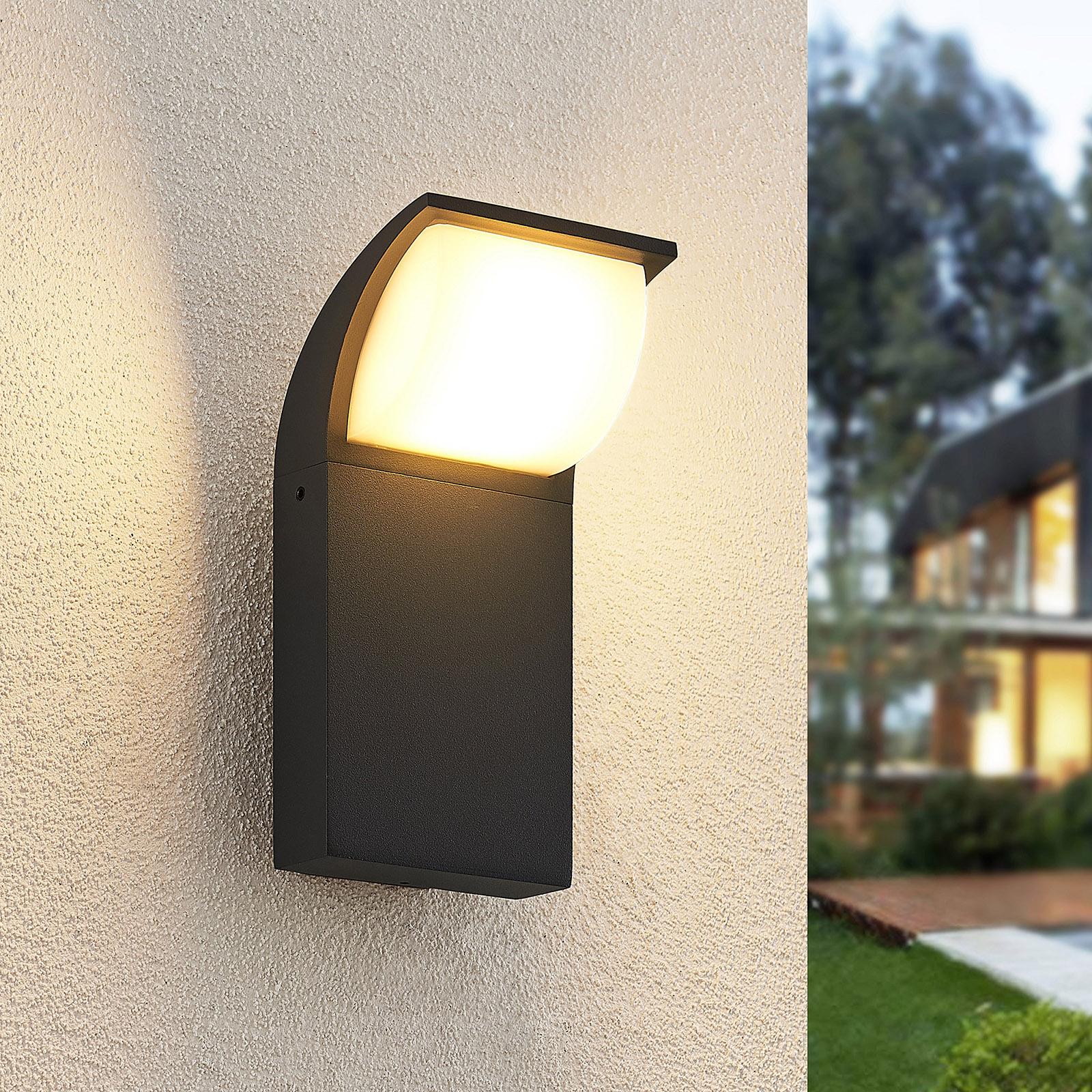 Lucande Tinna -LED-ulkoseinävalaisin
