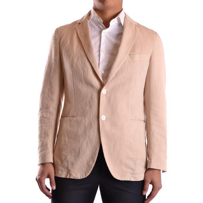 Burberry Men's Blazer Beige 164013 - beige 52