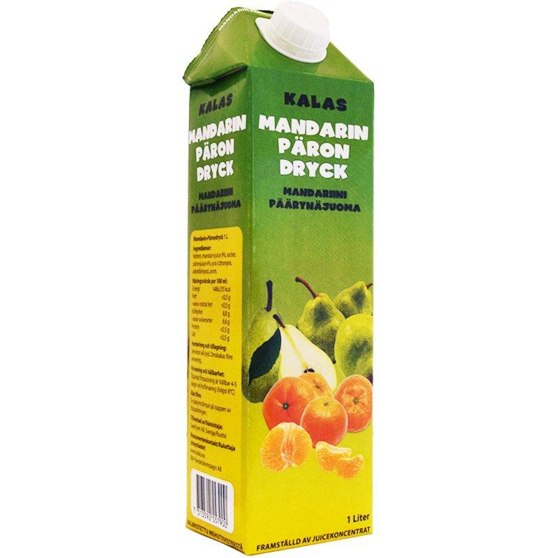 Päärynä & Mandariinijuoma - 20% alennus
