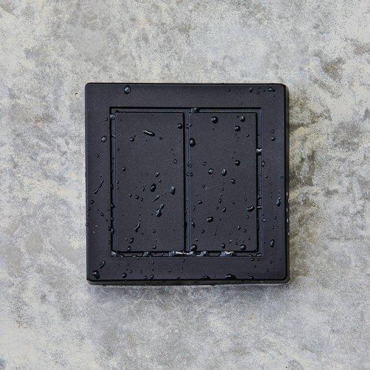 Senic Outdoor Smart Switch Philips Hue 1-er svart