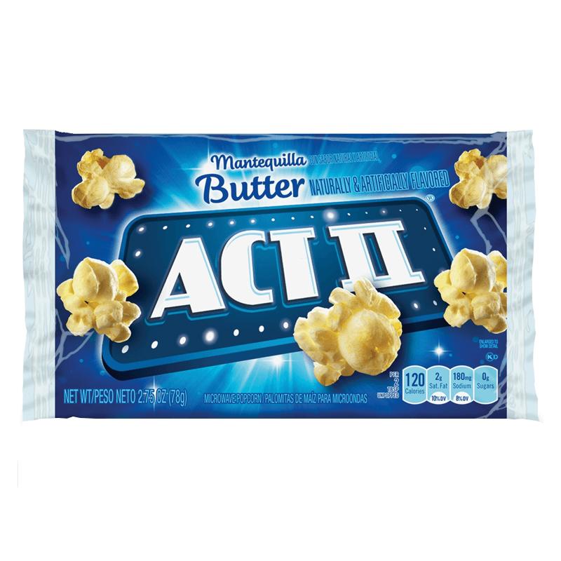 Act II Butter Popcorn 78g