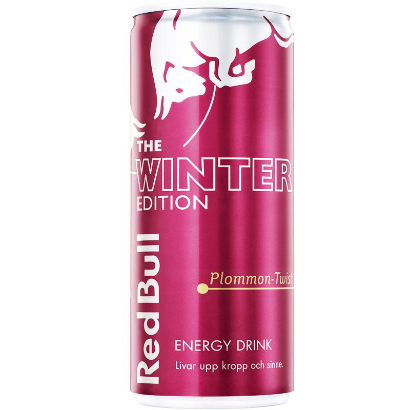 Red Bull Winter Edition - 14% rabatt