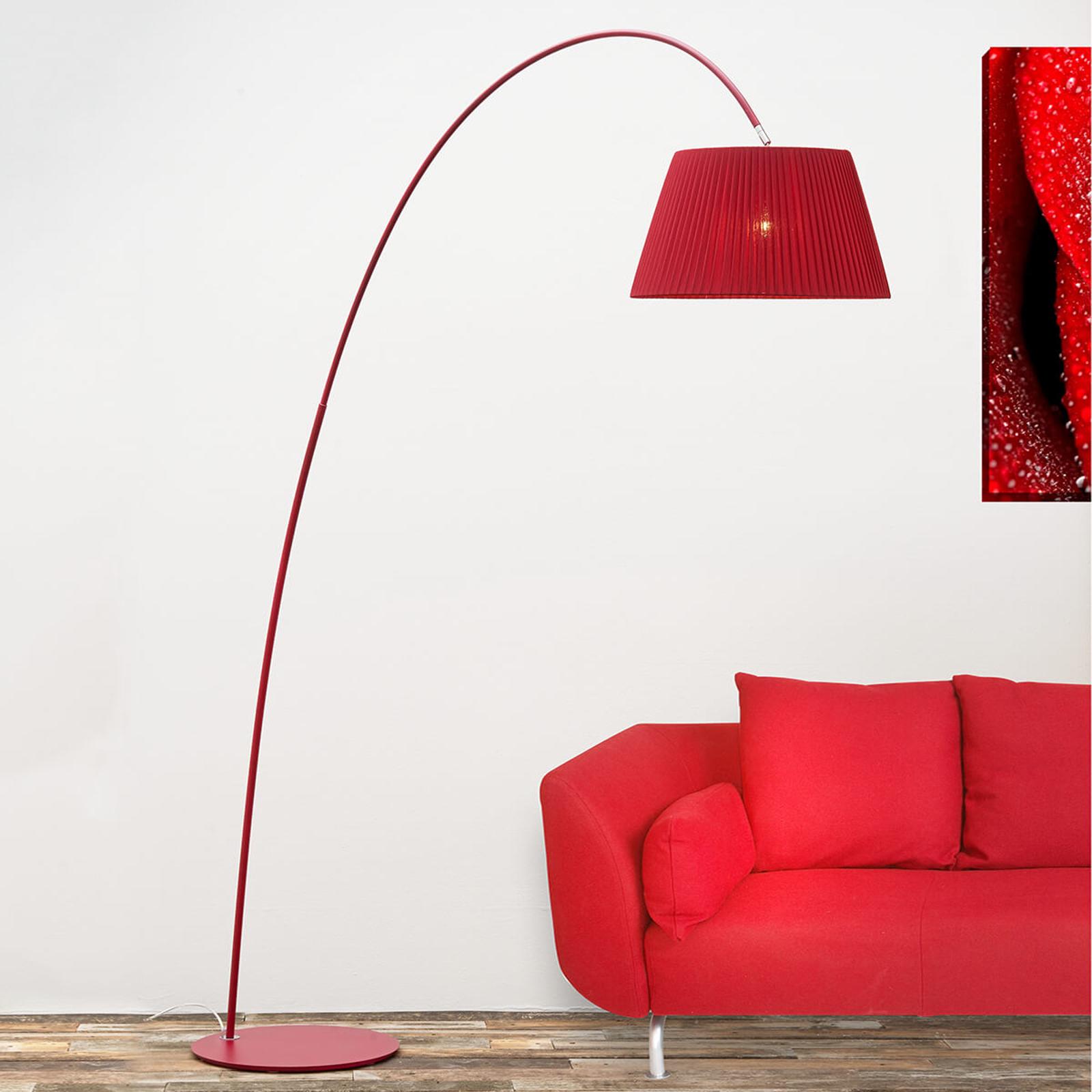 Marion-kaarivalaisin, punainen