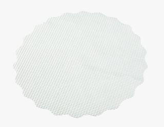 Anti-slip istuintyynyn alusta valkoinen