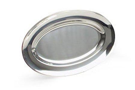 Serveringsfat ovalt 56x36 cm