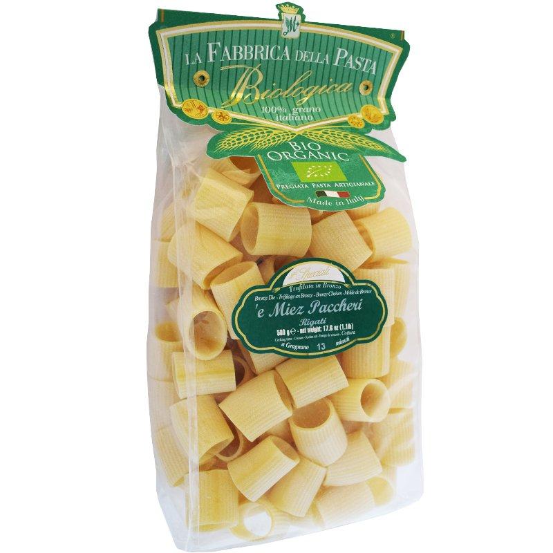 Eko Pasta Mezzi Paccheri - 26% rabatt