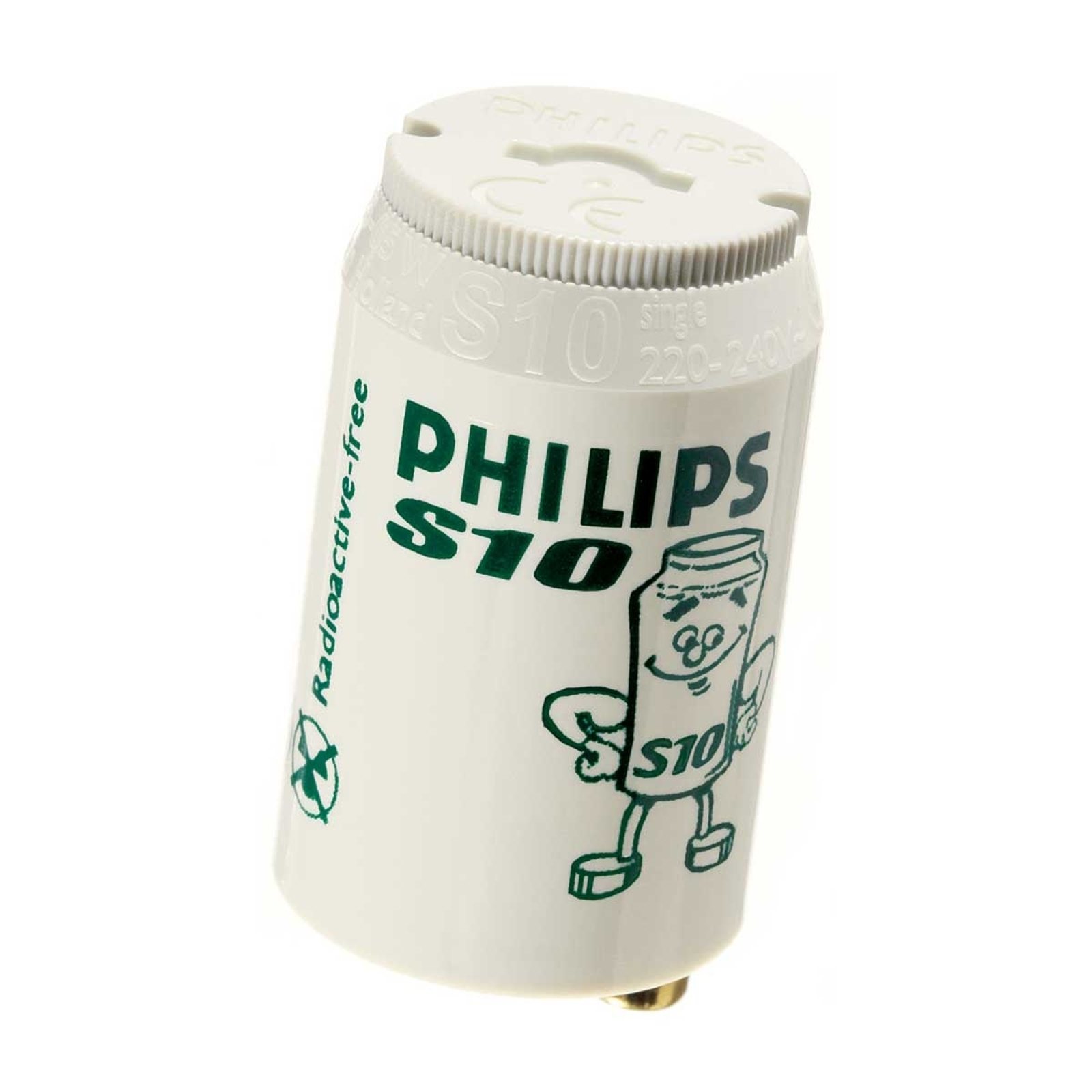 Sytytin loistelamppuihin S10 4–65 W – Philips
