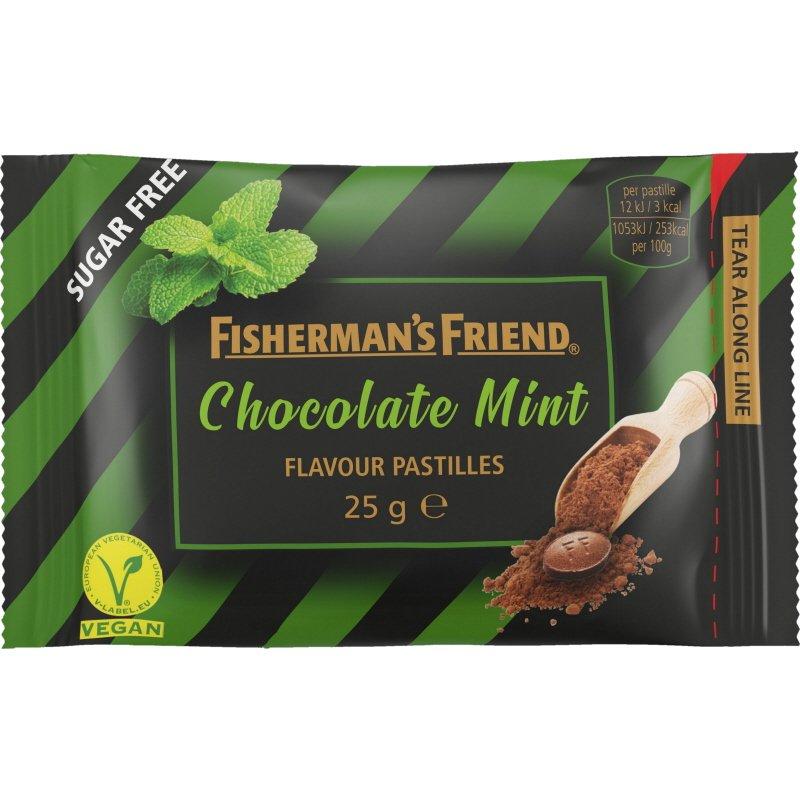 Chocolate Mint Sockerfri - 28% rabatt