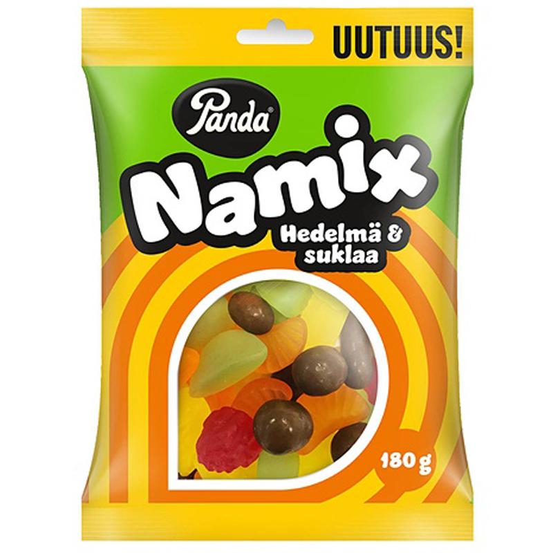 Namix Hedelmä & Suklaa - 25% alennus