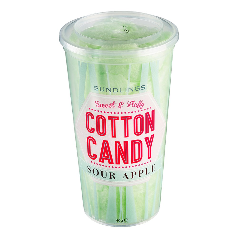 Sundlings Sockervadd - Surt Äpple