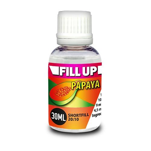 FillUp E-juice Papaya 30 ml