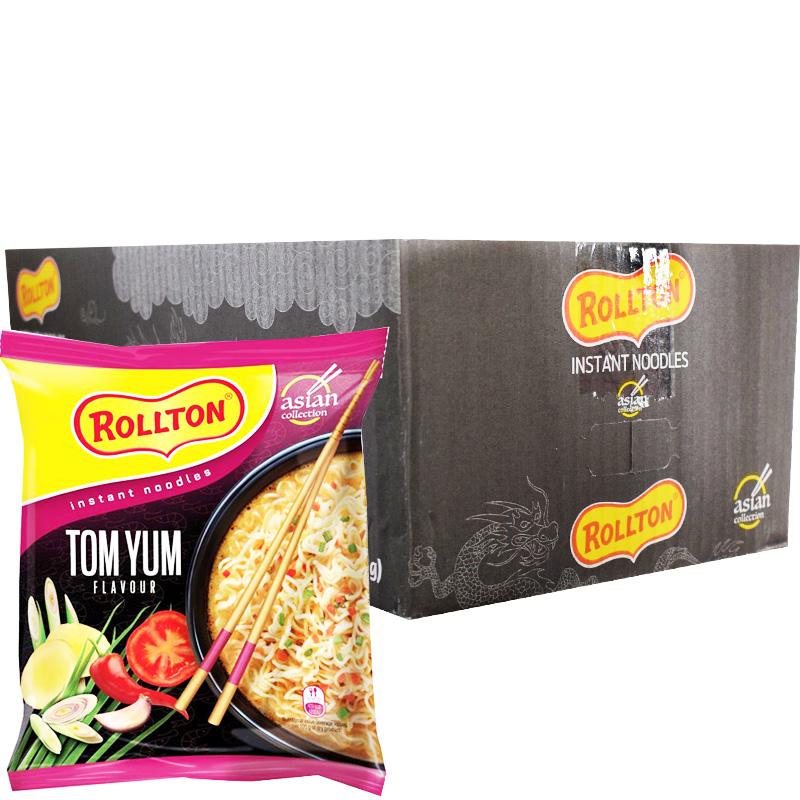 24-pack Rol Asia Tom Yum nuudeli 65g - 31% rabatt