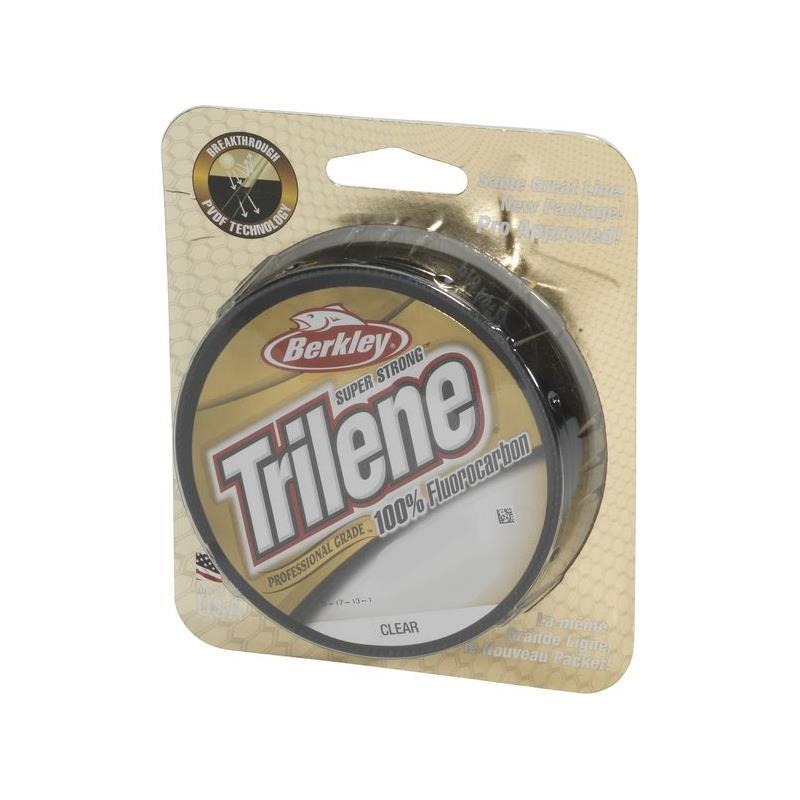 Berkley Trilene 100% Fluorocarbon 0,38mm 50m