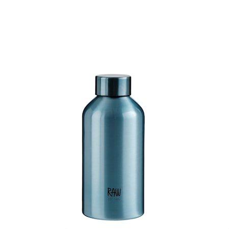 Raw To Go Flaske Aluminium Blue 0,5 L