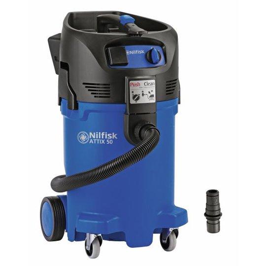 Nilfisk ATTIX 50-21 PC CLEAN ROOM Märkä- ja kuivaimuri
