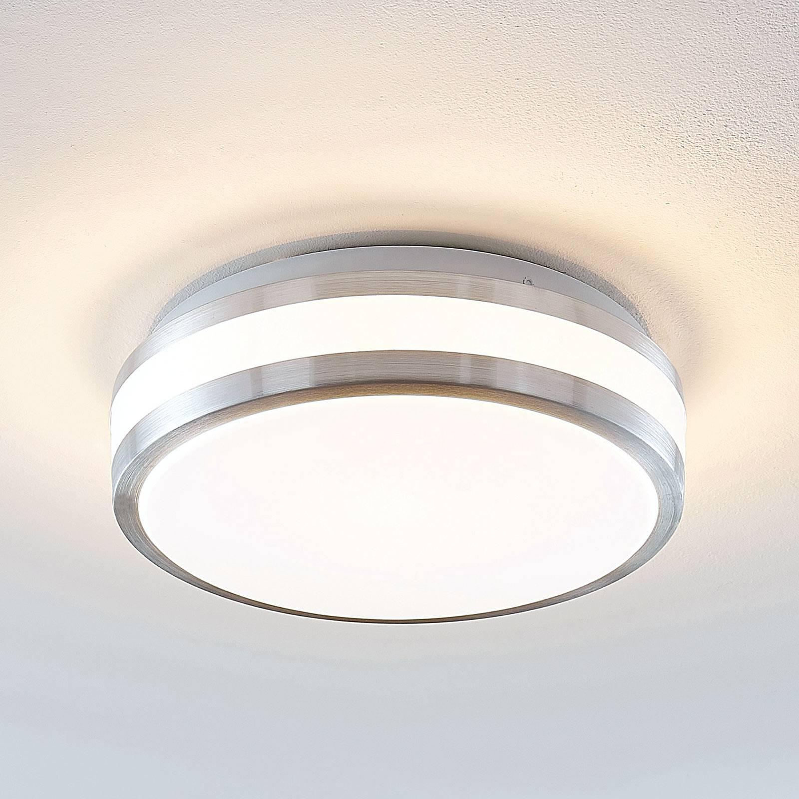 Lindby Nelia LED-kattovalaisin, pyöreä, 29 cm
